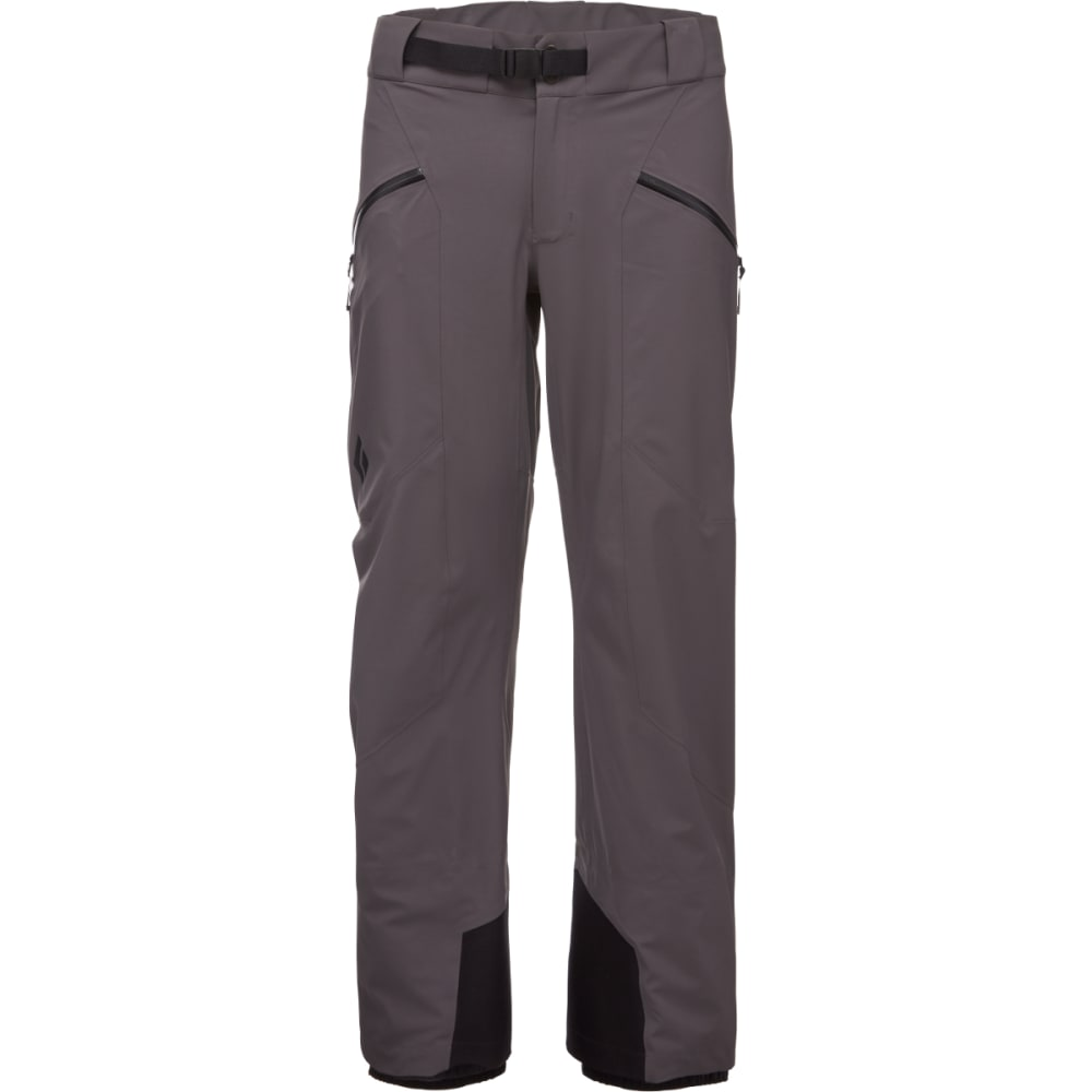 BLACK DIAMOND Men's Recon Stretch Ski Pants - SLATE GREY