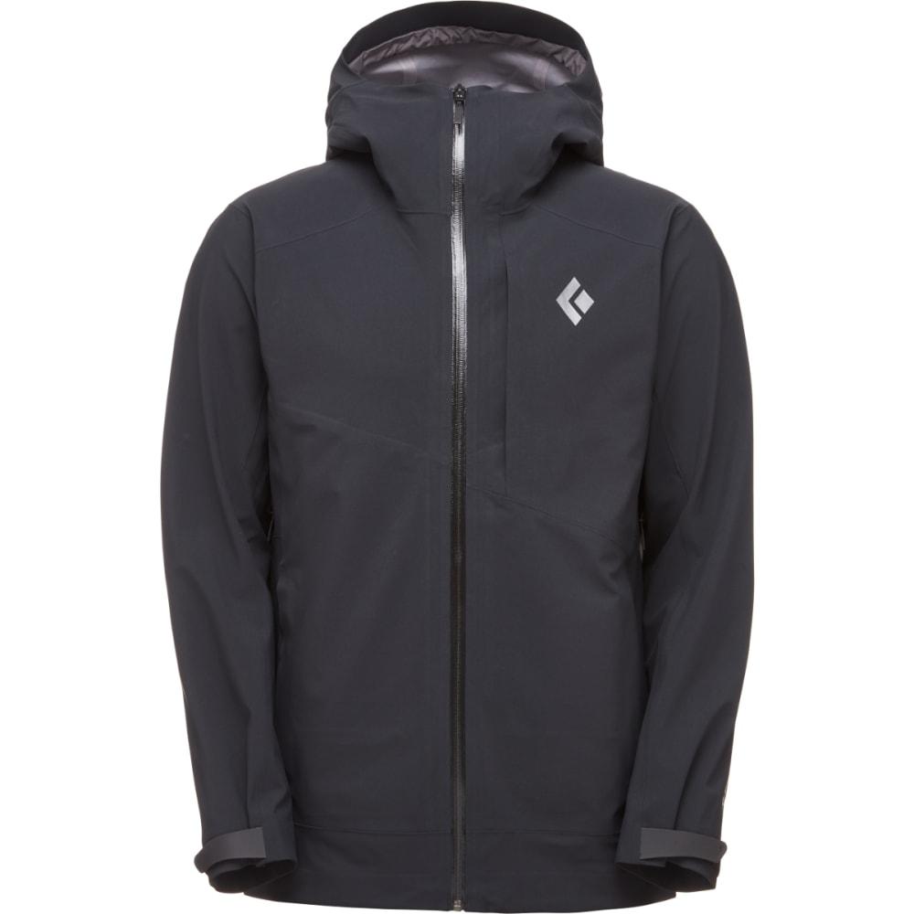 BLACK DIAMOND Men's Recon Stretch Ski Shell Jacket - BLACK