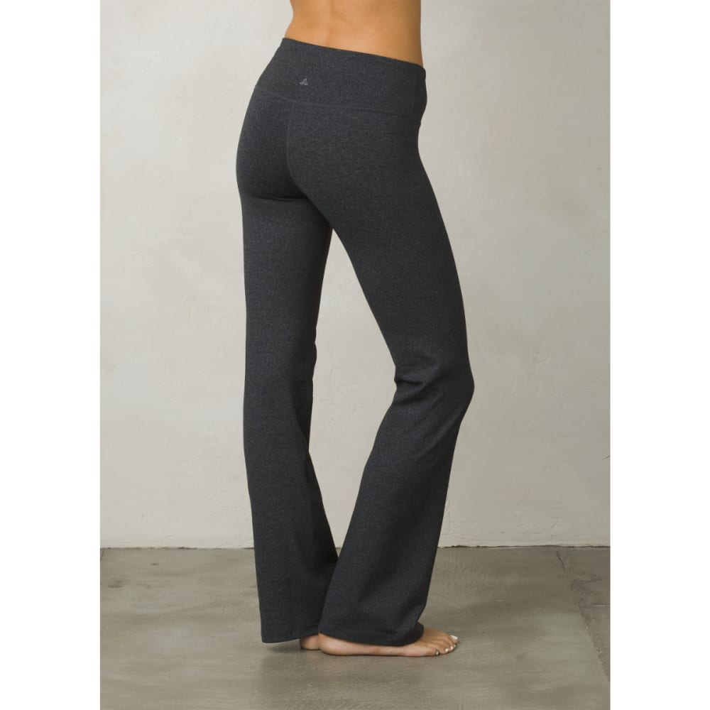 PRANA Women's Pillar Pant - CHARCOAL HEATHER
