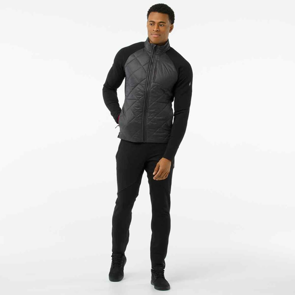 SMARTWOOL Men's Smartloft 120 Jacket - 018-GRAPHITE