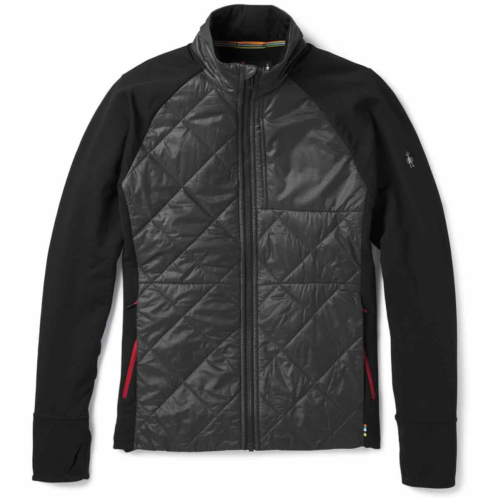 SMARTWOOL Men's Smartloft 120 Jacket - 018-GRAPHITE