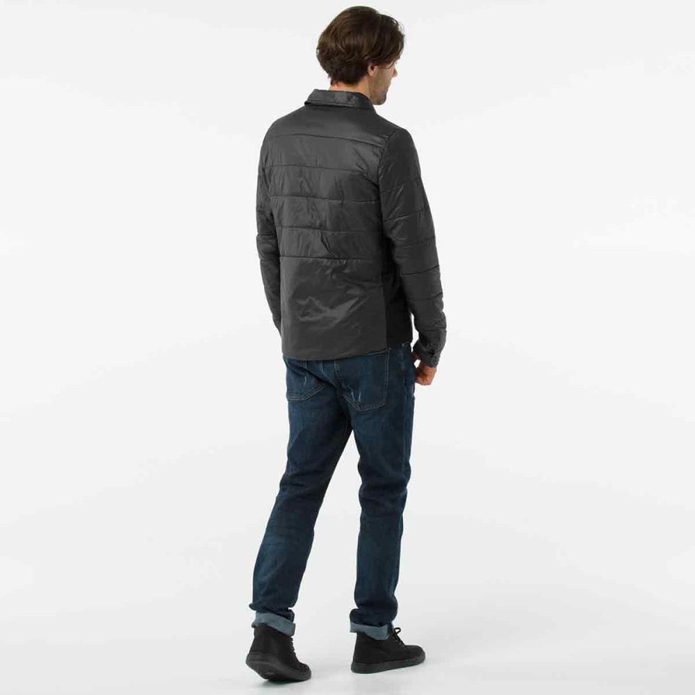 SMARTWOOL Men's Smartloft 60 Shirt Jacket - 018-GRAPHITE