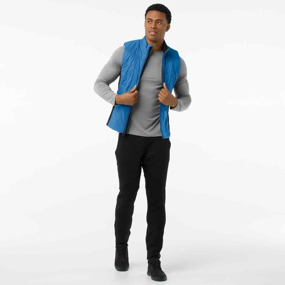 SMARTWOOL Men's SmartLoft 60 Vest - a28-bright cobalt