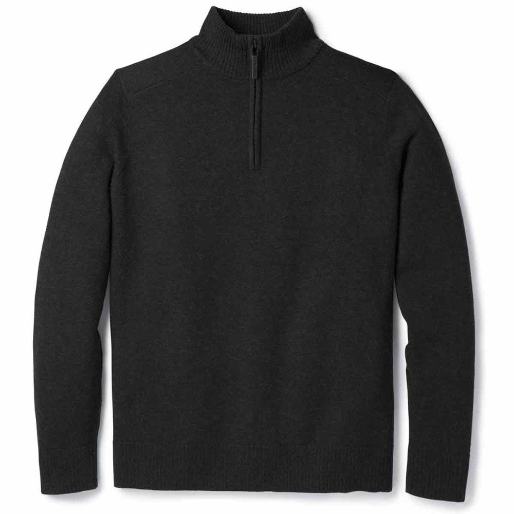 SMARTWOOL Men's Sparwood Half-Zip Sweater S