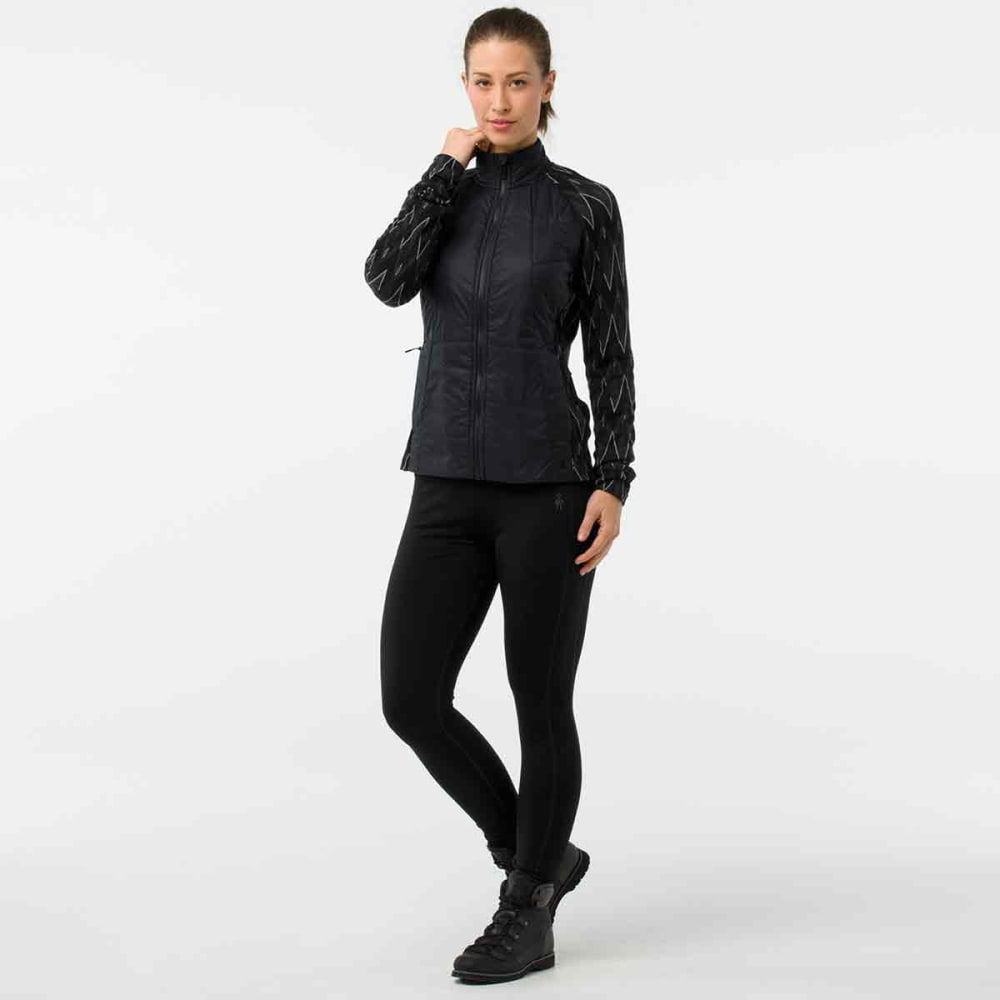 SMARTWOOL Women's Smartloft 60 Jacket - 001-BLACK