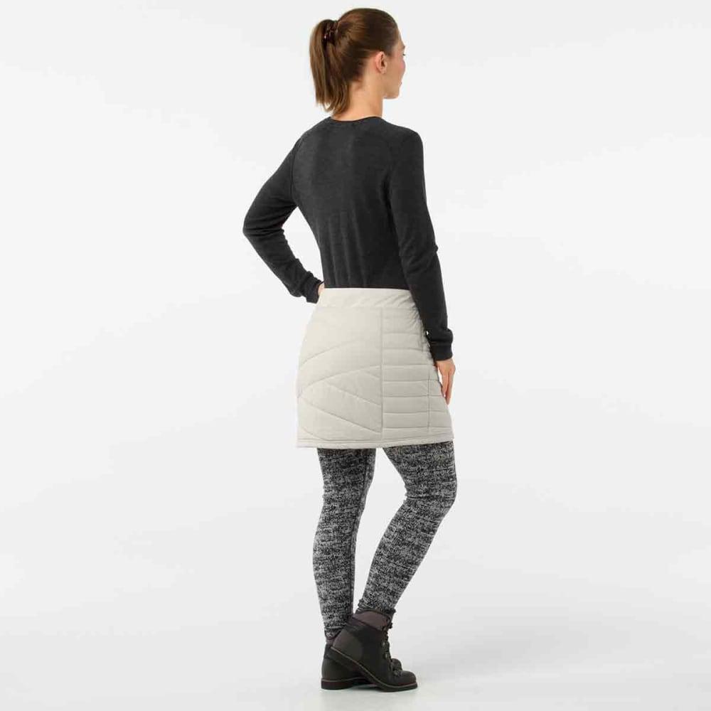 SMARTWOOL Women's Smartloft 120 Skirt - B05-SILVER BIRCH