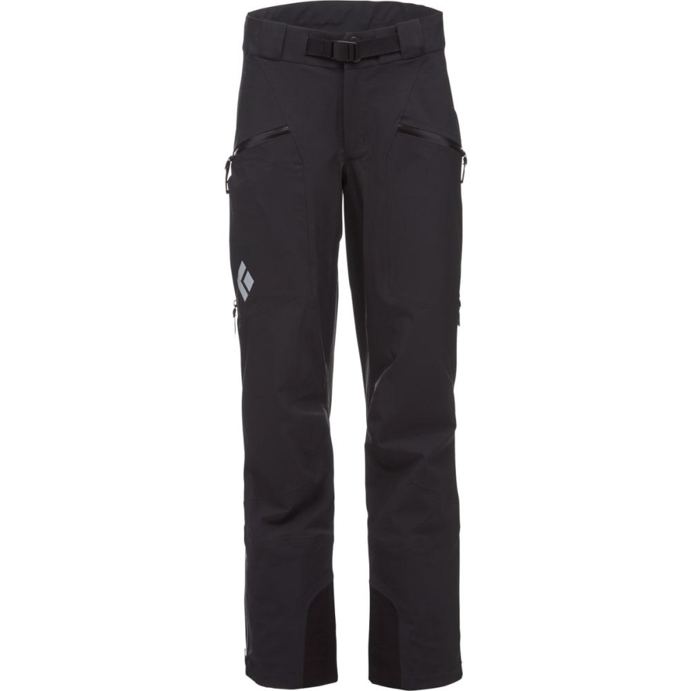 BLACK DIAMOND Women's Recon Stretch Ski Pants - BLACK