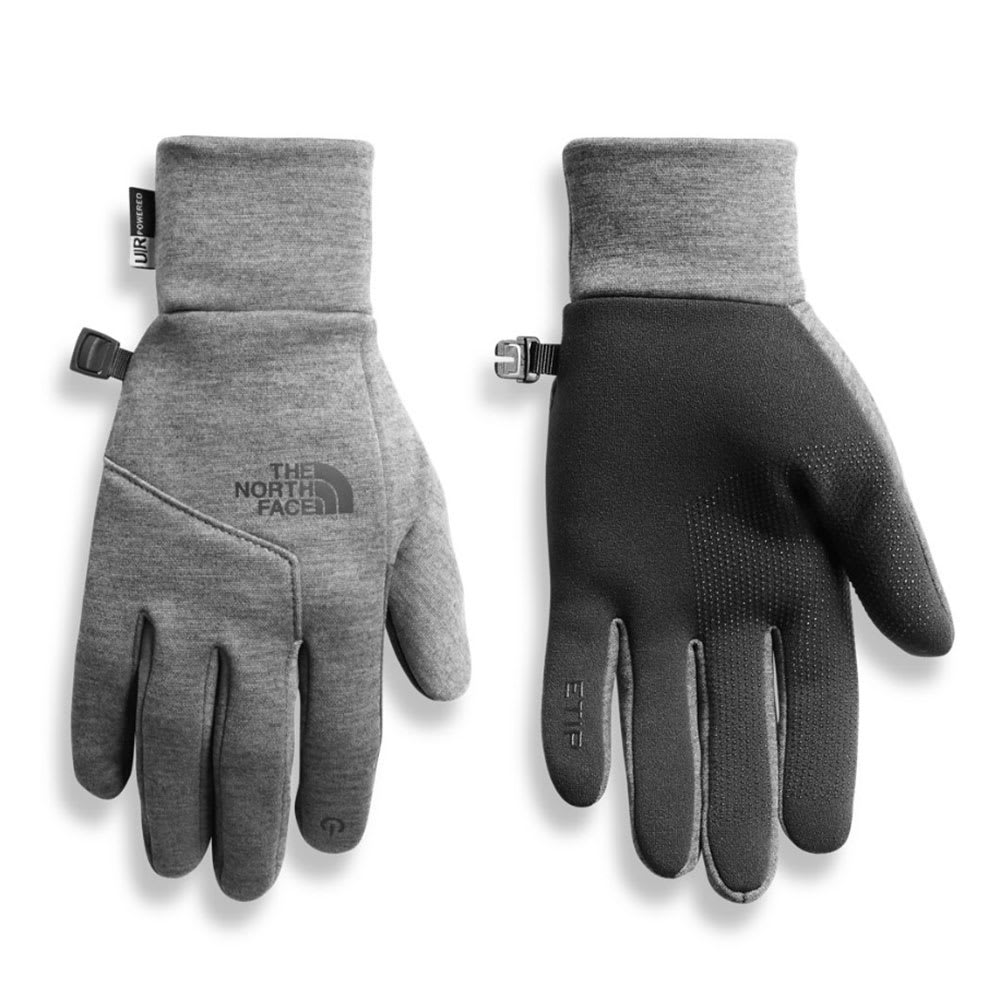 THE NORTH FACE Men's Etip Gloves - JBV-TNF MEDIUM GREY