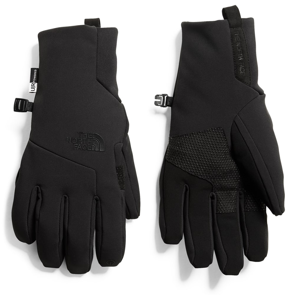 THE NORTH FACE Men???s Apex+ Etip??? Gloves - JK3-TNF BLACK