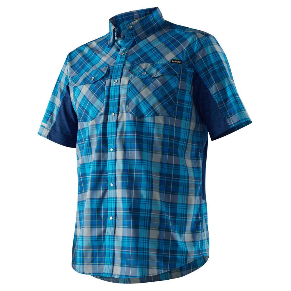 NRS Men's Guide Short-Sleeve Shirt S