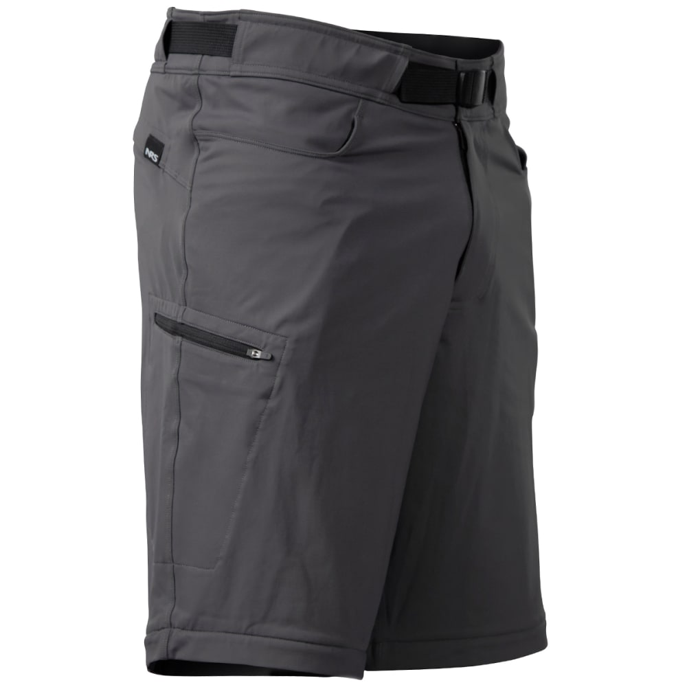 NRS Men's Guide Shorts - GUNMETAL