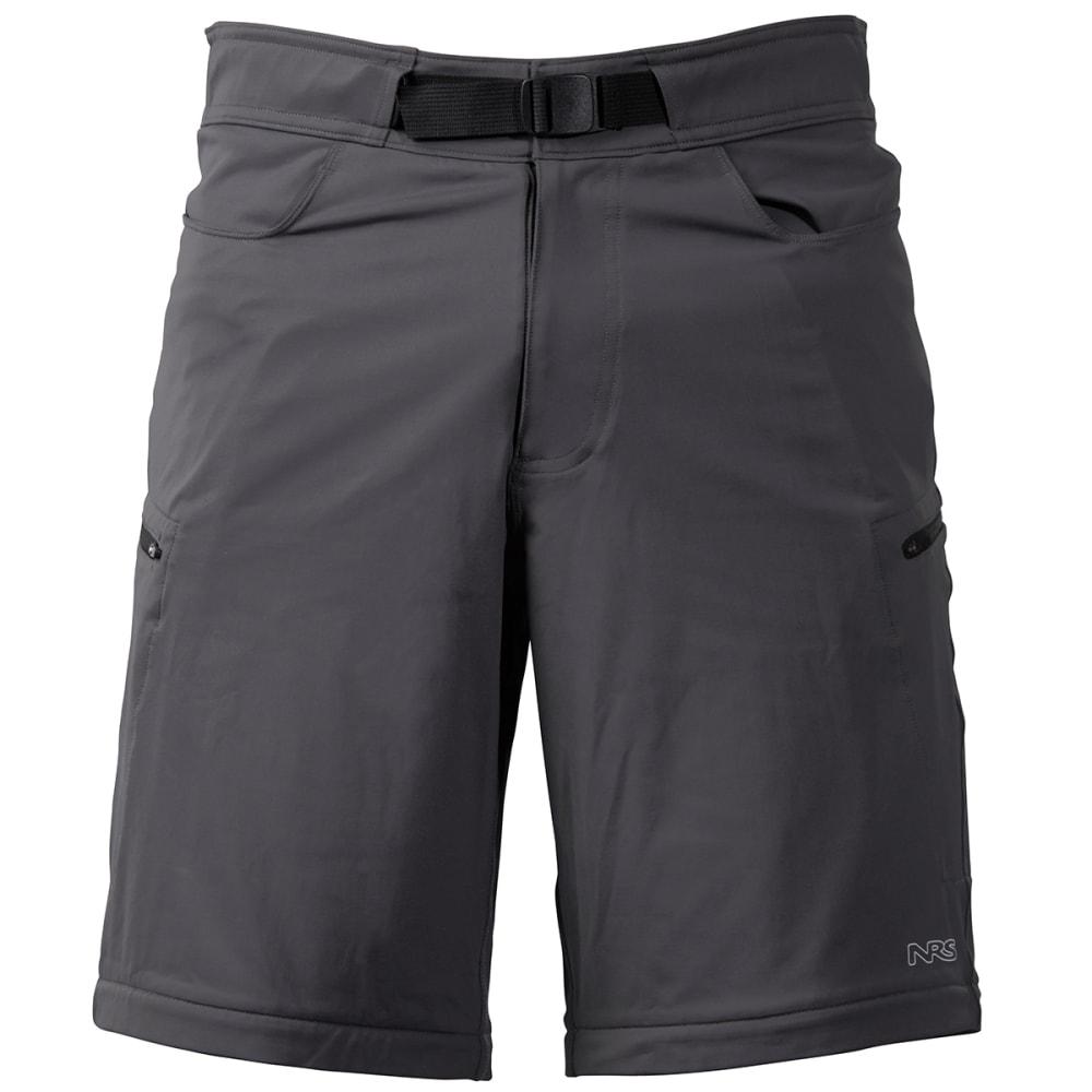 NRS Men's Guide Shorts - GUNMETAL