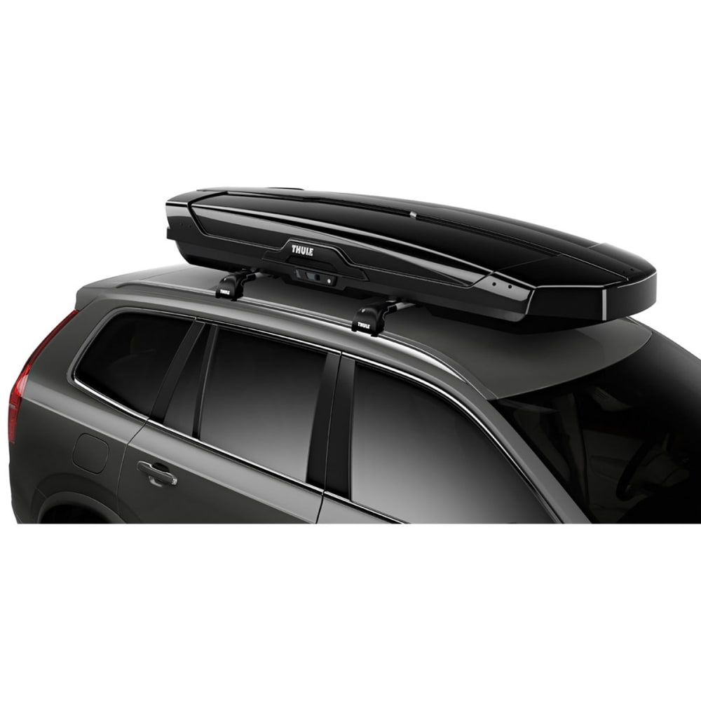thule 6295b motion xt alpine cargo box eastern mountain. Black Bedroom Furniture Sets. Home Design Ideas