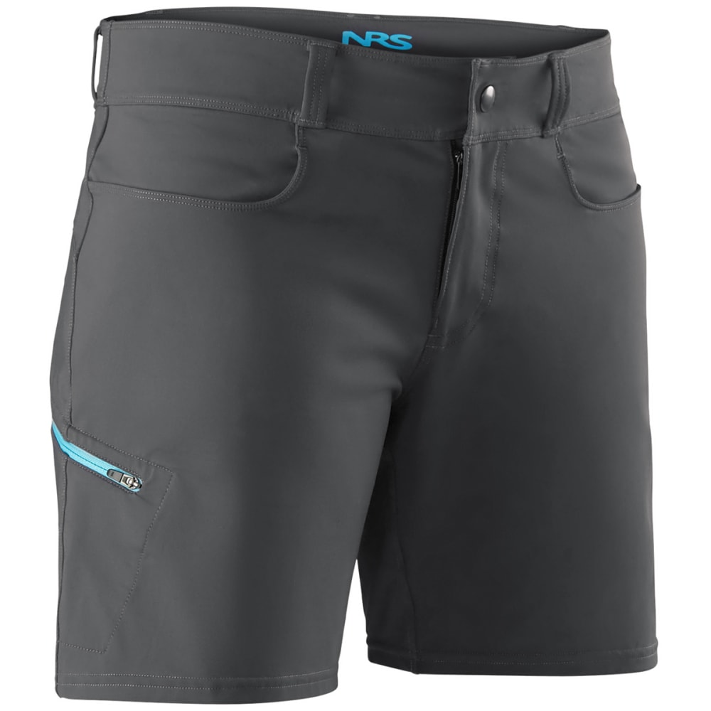 NRS Women's Guide Shorts - GUNMETAL