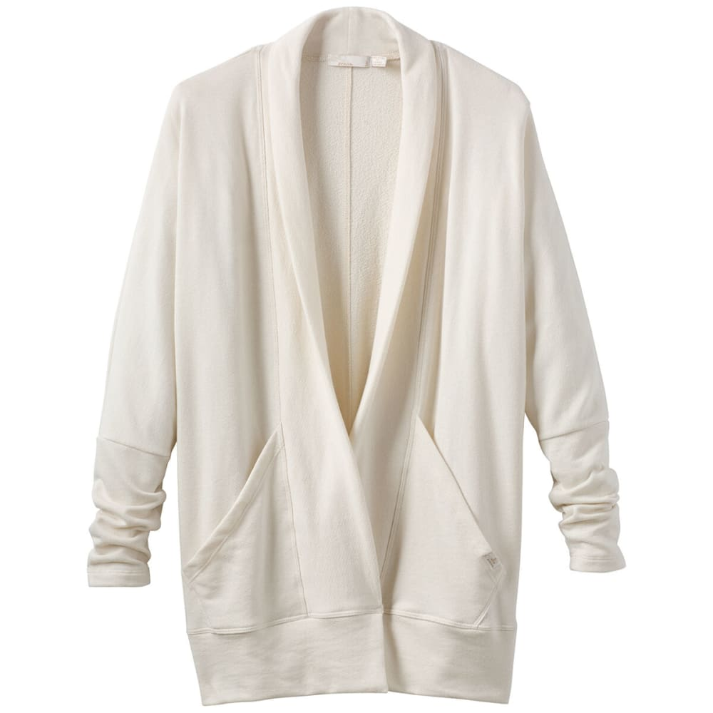 PRANA Women's Centerpiece Wrap Cardigan M