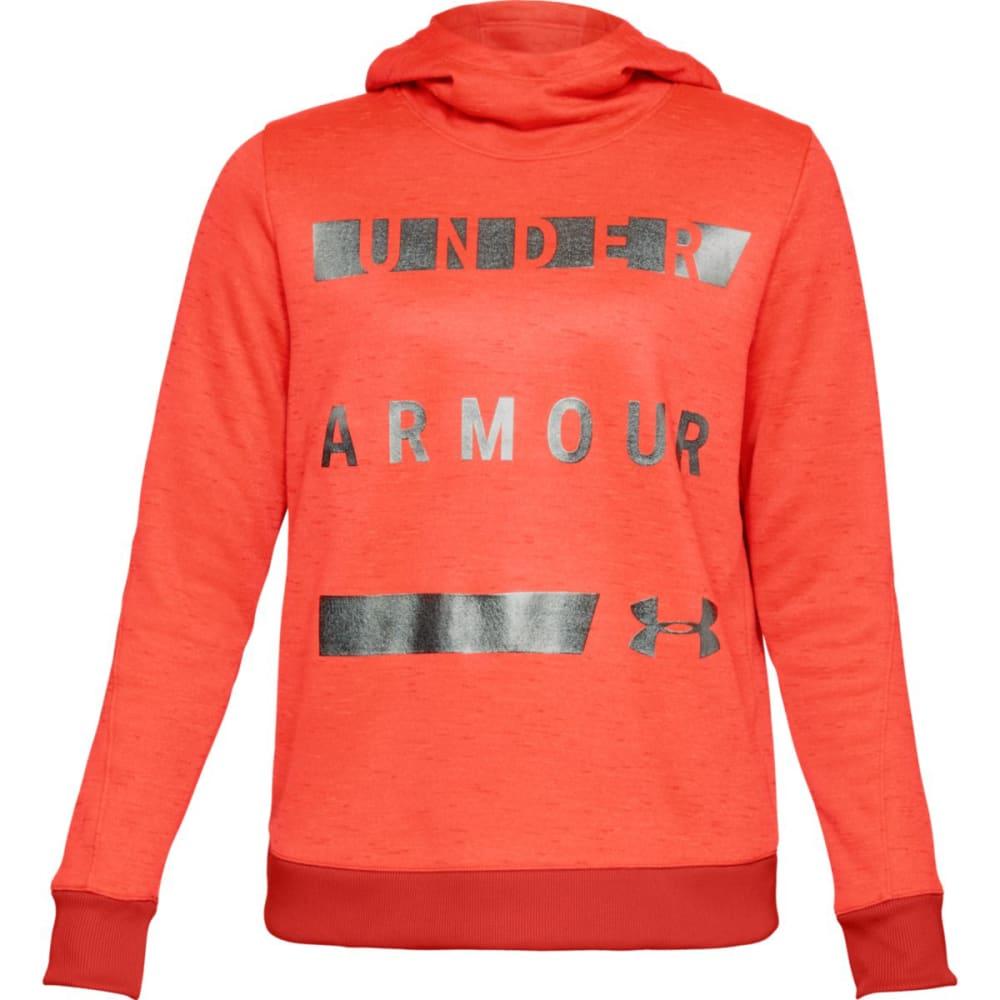 UNDER ARMOUR Women's Armour Fleece Pullover Hoodie S