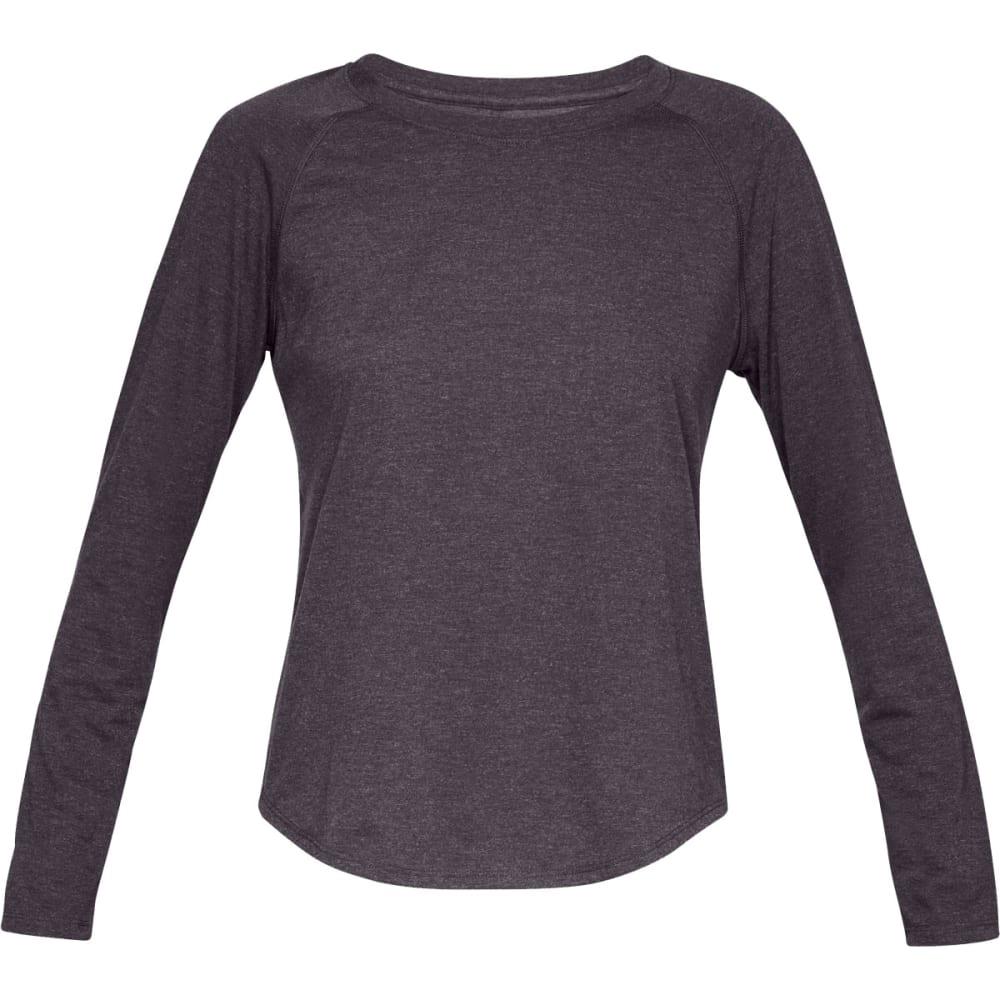 UNDER ARMOUR Women's UA Whisperlight Long-Sleeve Shirt S