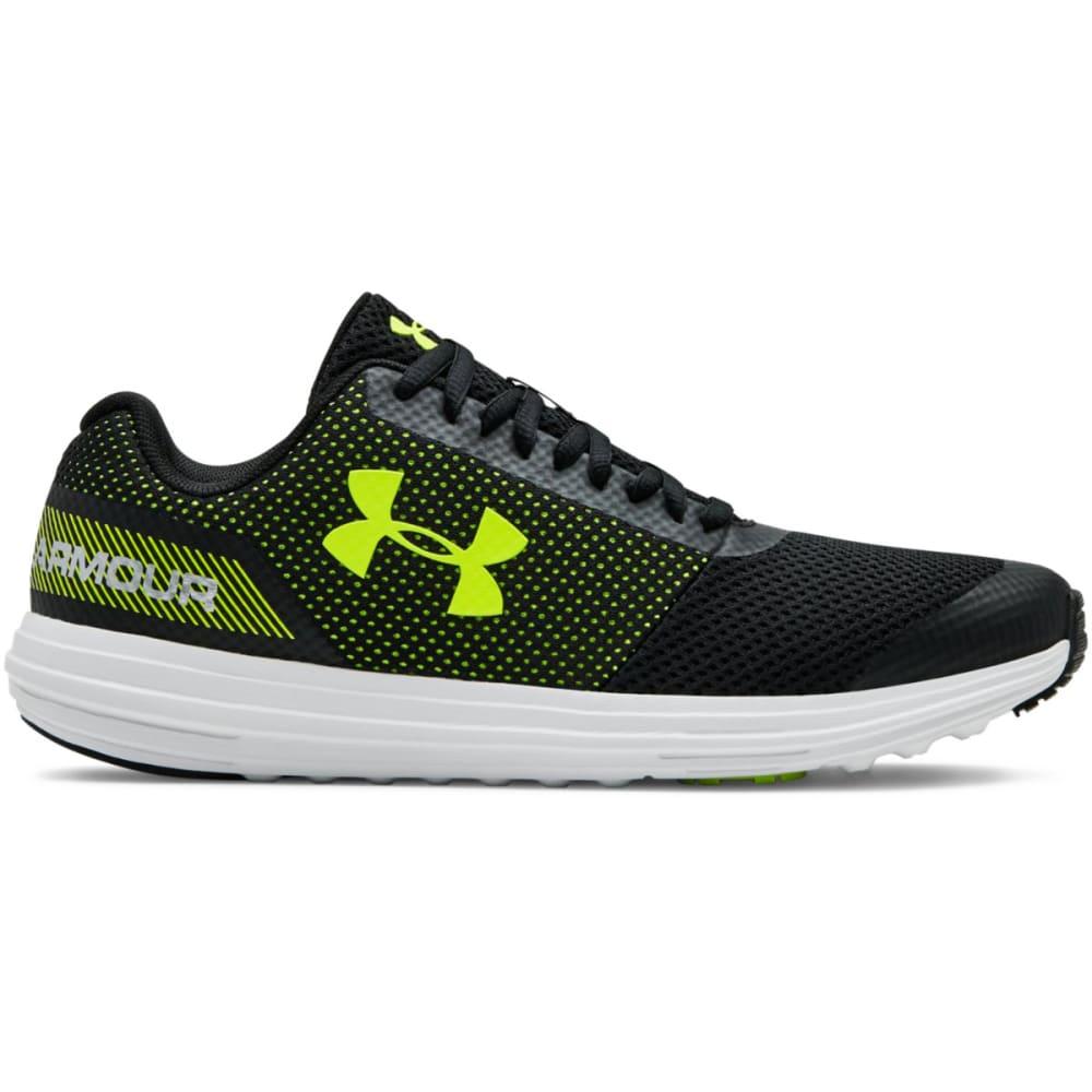 UNDER ARMOUR Big Boys' Grade School UA Surge Running Shoes 3.5