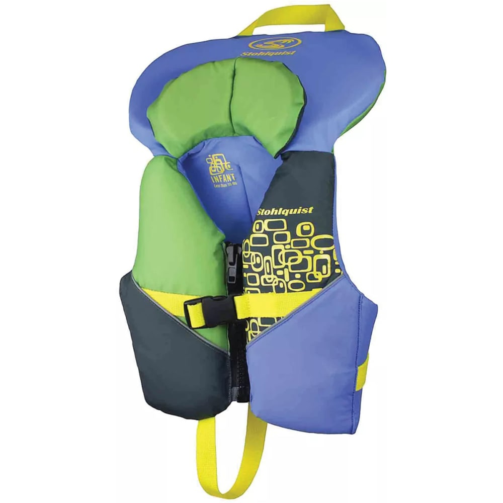STOHLQUIST Child PFD - BLUE/GREEN