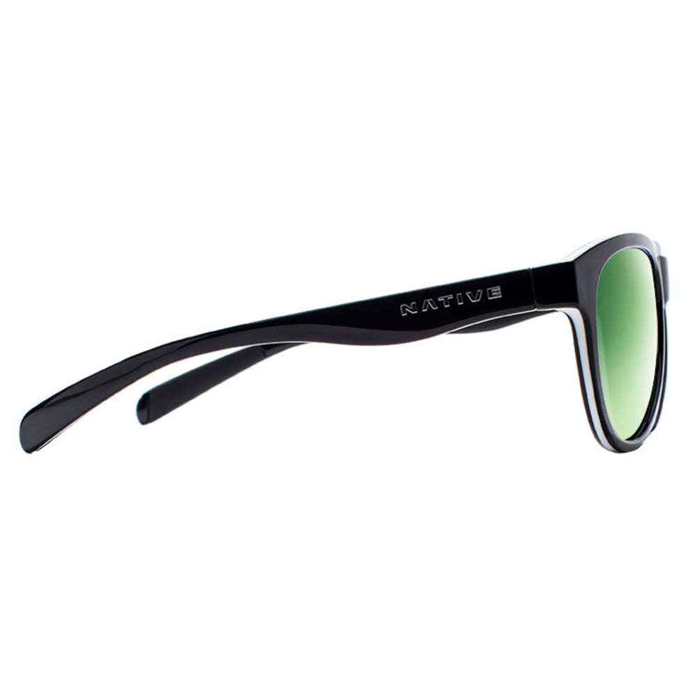 361f21ad8f Native Eyewear Acadia Sunglasses Matte Black Gray NO SIZE ...