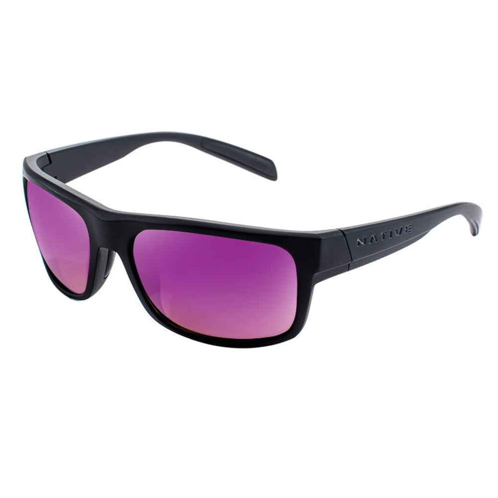 NATIVE EYEWEAR Ashdown Sunglasses - MATTE BLACK