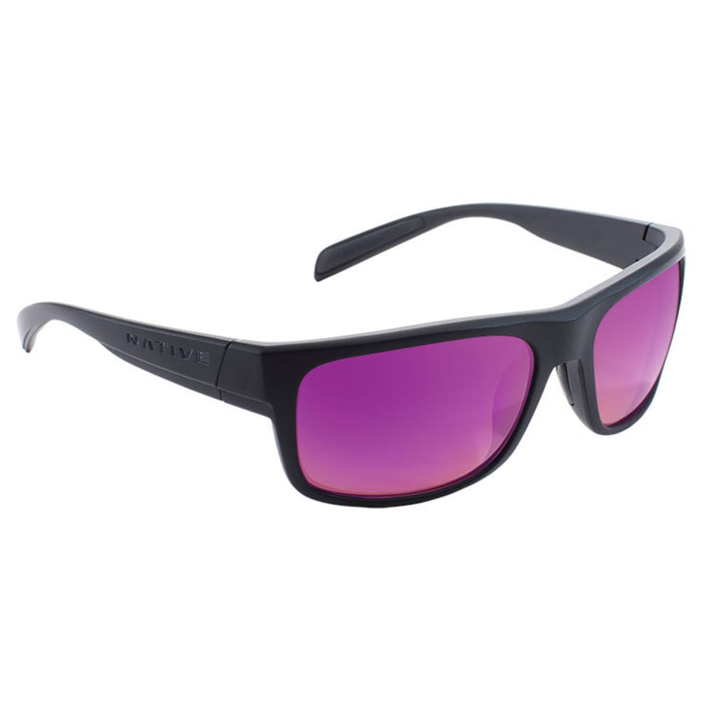 NATIVE EYEWEAR Ashdown Sunglasses - MATTE BLACK