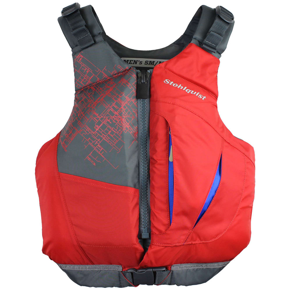 STOHLQUIST Escape PFD - RED
