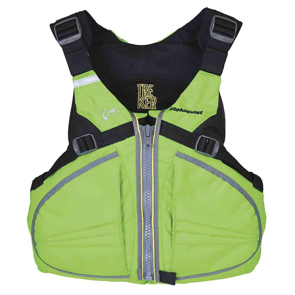 STOHLQUIST Trekker Life Vest - BRIGHT GREEN