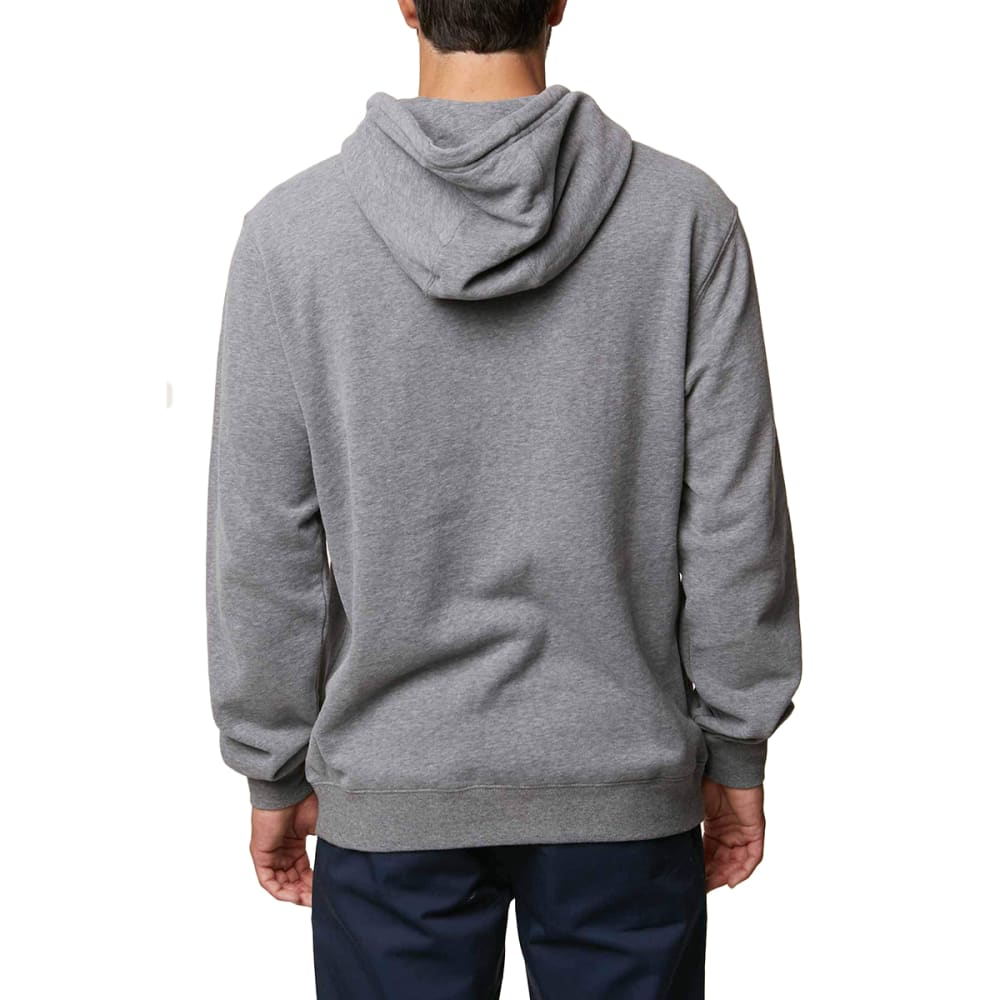 O'NEILL Guys' Double Trouble Pullover Hoodie - HEATHER GREY-HGR