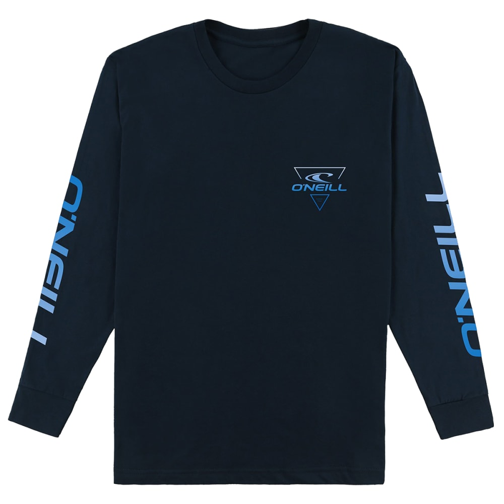 O'NEILL Guys' Fader Long-Sleeve Tee - NAVY-NVY
