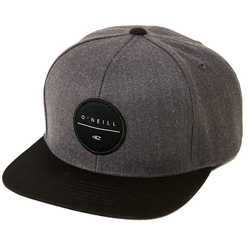 O'NEILL Guys' Shop Snapback Hat - ASPHALT HTR-ASH