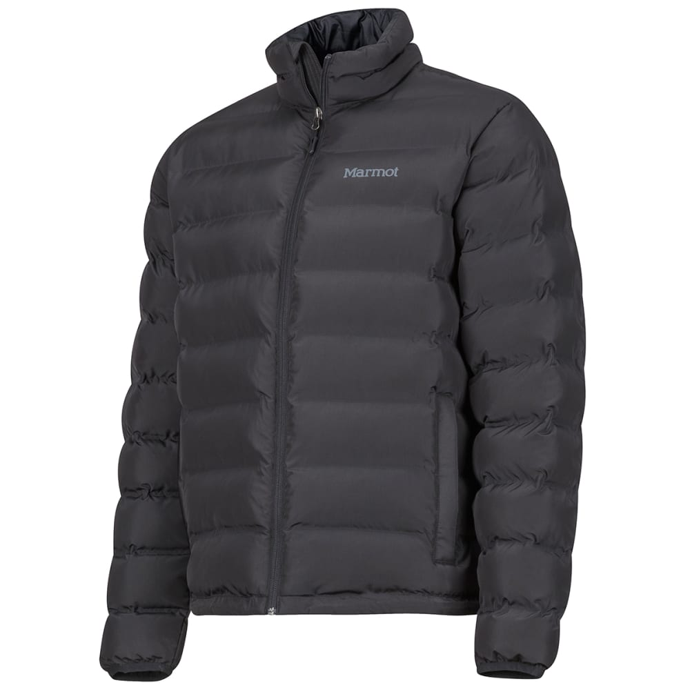 MARMOT Men's Alassian Featherless Jacket - 001 BLACK