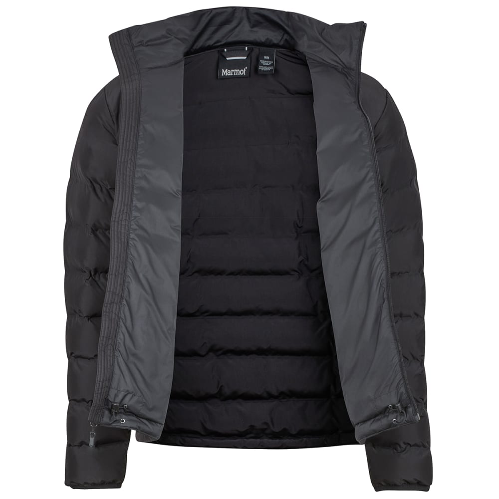 MARMOT Men's Alassian Featherless Jacket - 001 BLACK