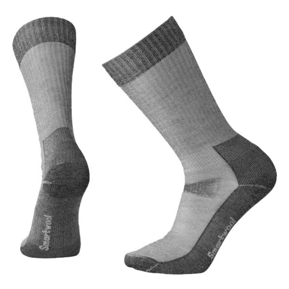 SMARTWOOL Men's Work Medium Crew Socks - 003-CHARCOAL