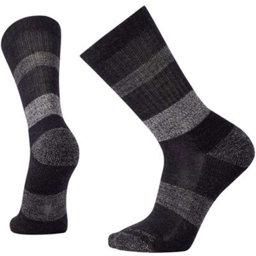 SMARTWOOL Men's Barnsley Crew Socks - 001-BLACK