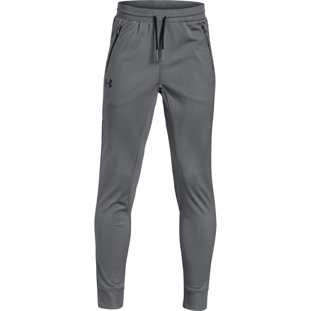 UNDER ARMOUR Big Boys' UA Pennant Tapered Pants S