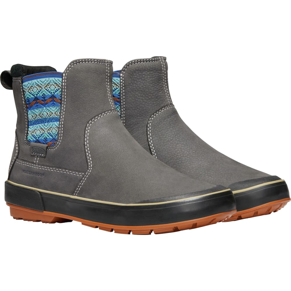 fec276cf8c2 KEEN Women's Elsa II Waterproof Insulated Chelsea Boots