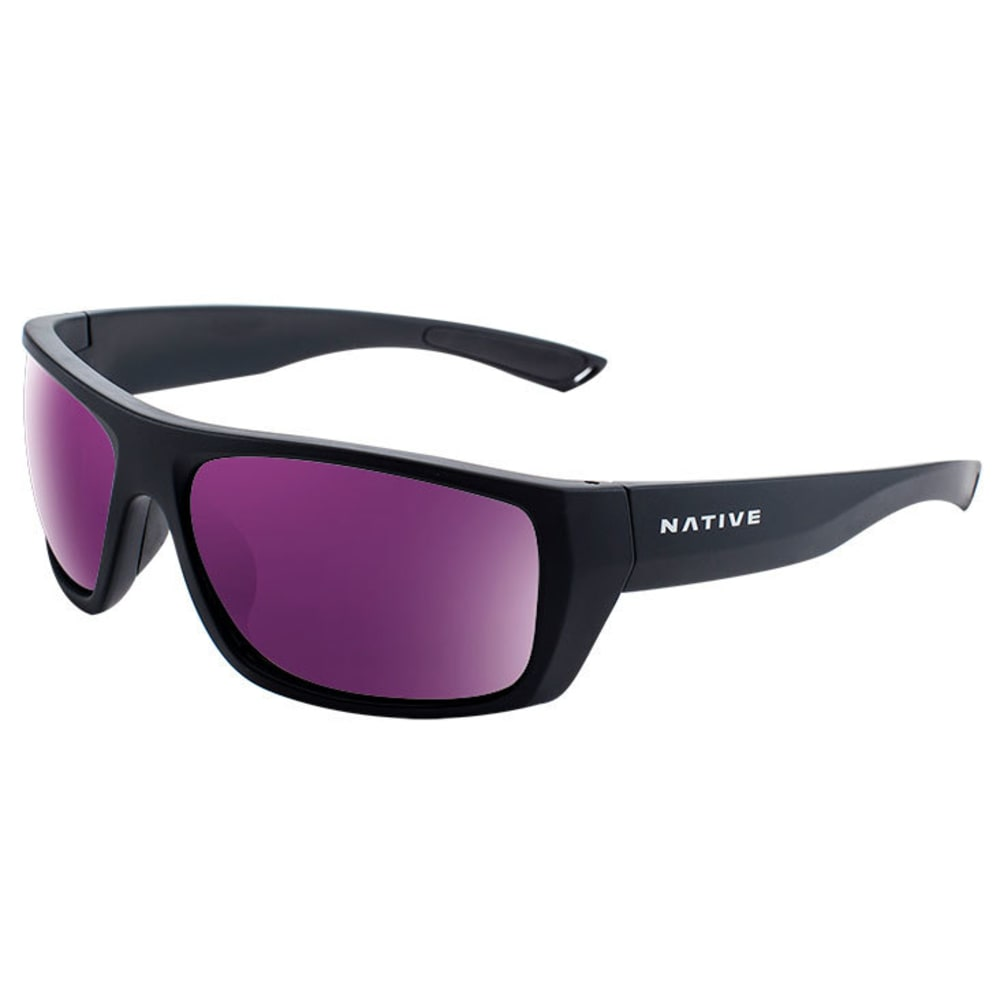 NATIVE EYEWEAR Distiller Sunglasses - MATTE BLACK