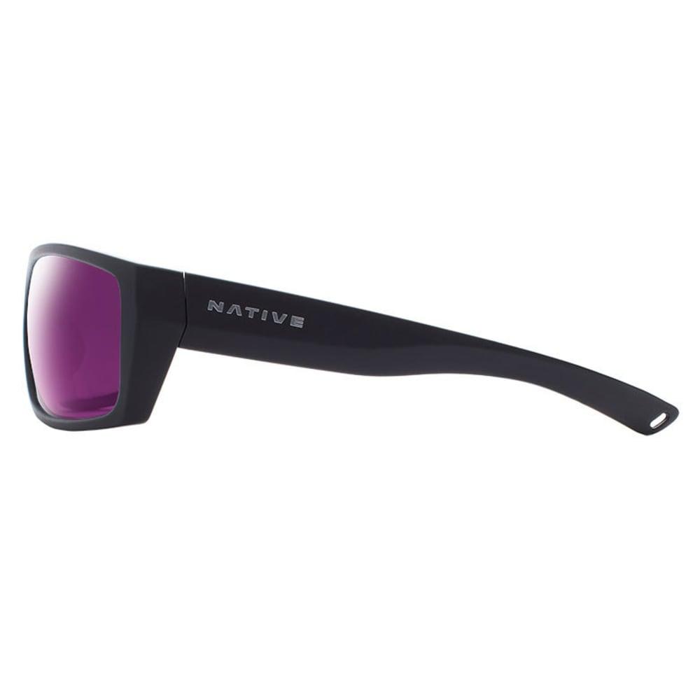 NATIVE EYEWEAR Distiller Sunglasses - MATTE BLACK