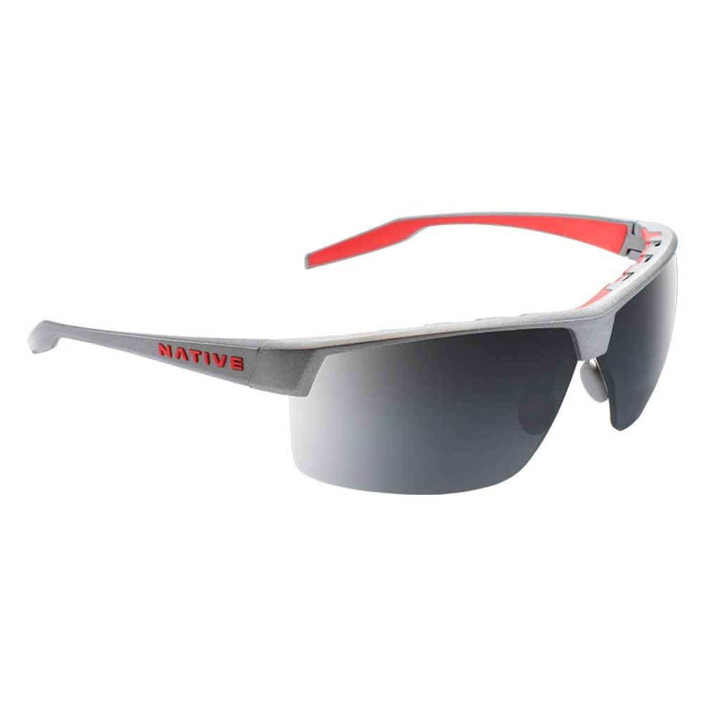 NATIVE EYEWEAR Hardtop Ultra XP Sunglasses - PLATINUM