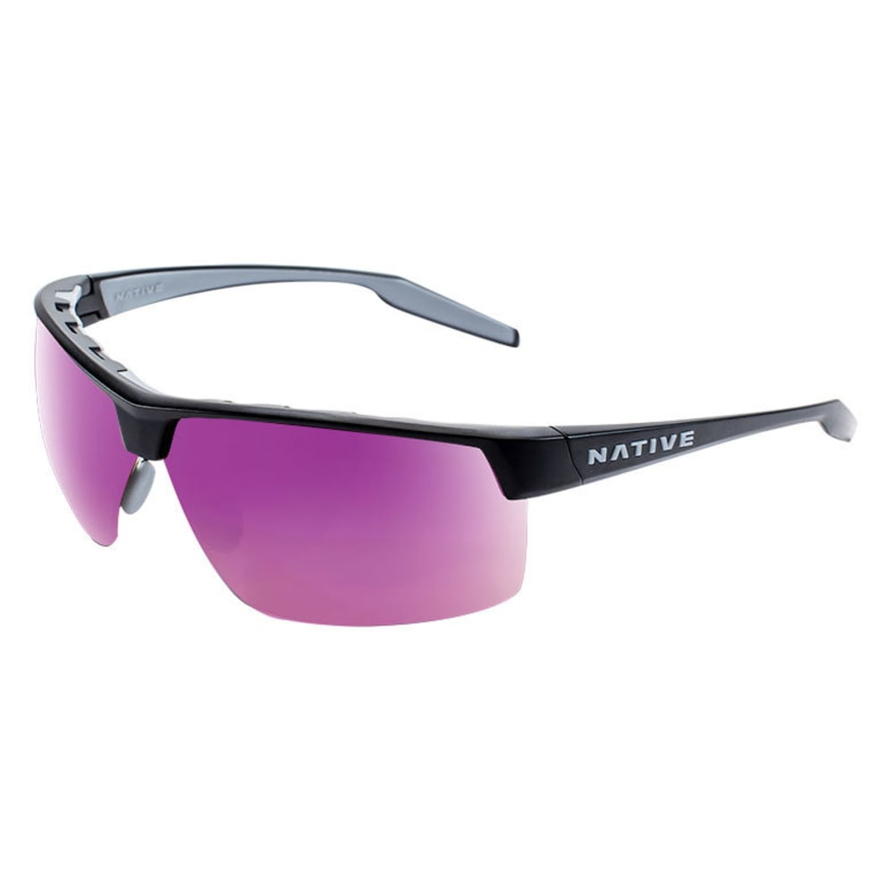 NATIVE EYEWEAR Hardtop Ultra XP Sunglasses - MATTE BLACK