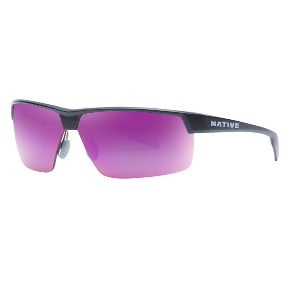 NATIVE EYEWEAR Hardtop Ultra XP Sunglasses - MATTE BLACK