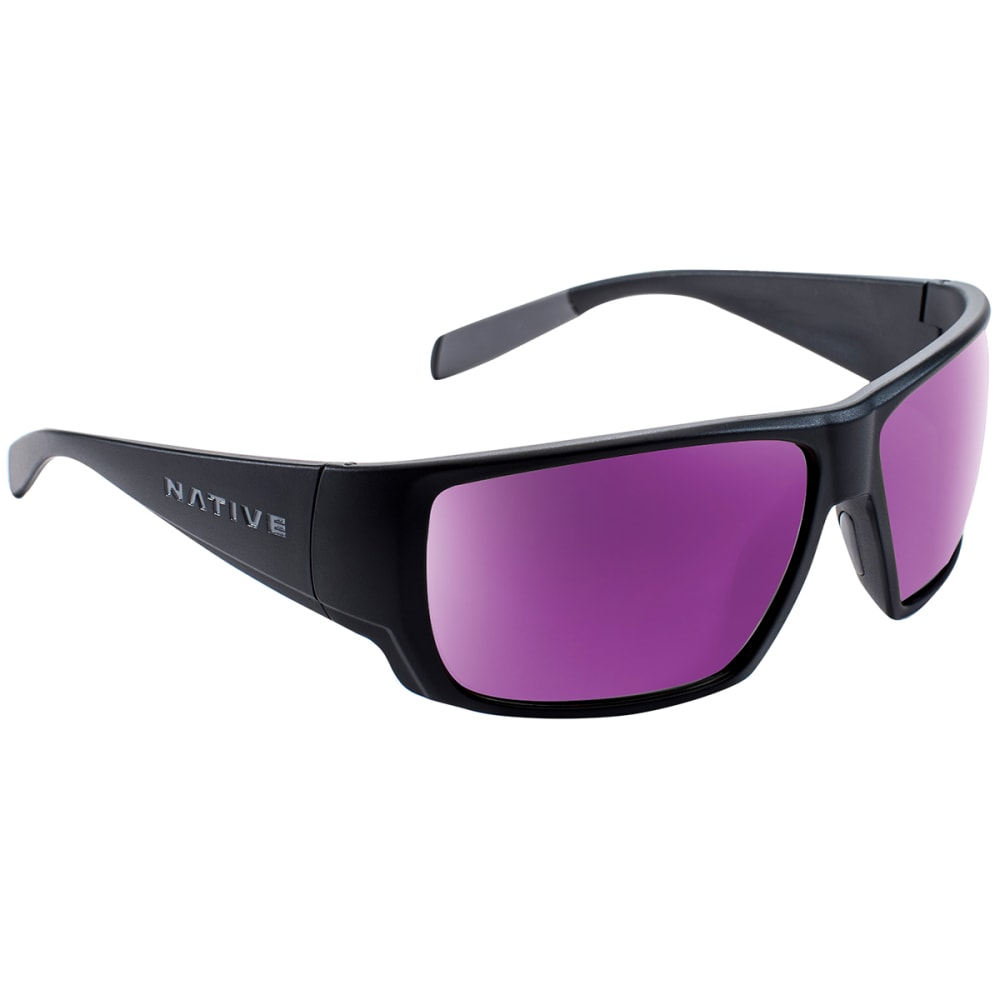8463fac96b NATIVE EYEWEAR Sightcaster Polarized Sunglasses - Eastern Mountain ...