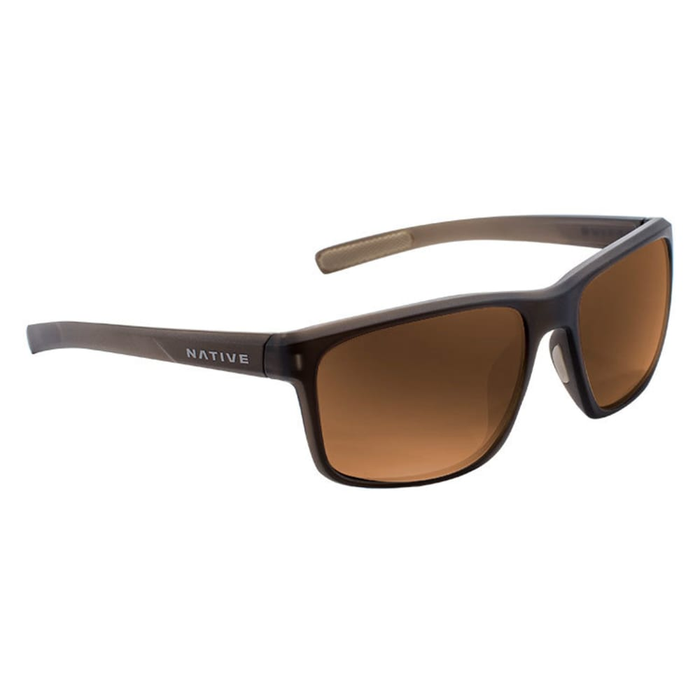 NATIVE EYEWEAR Wells Sunglasses - MATTE BROWN CRYSTAL
