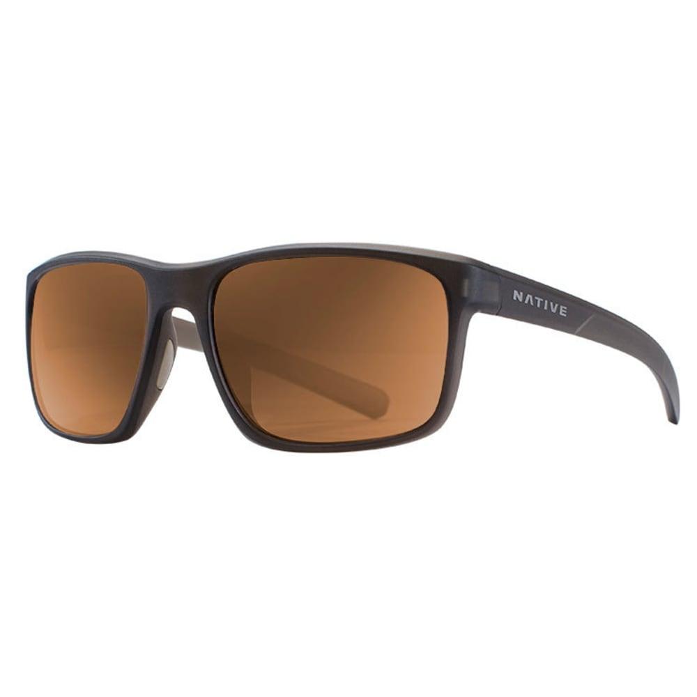 NATIVE EYEWEAR Wells Sunglasses - MATTE BROWN CRYSTAL