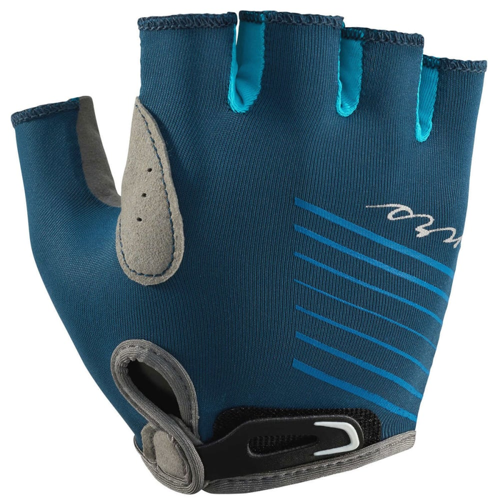 NRS Women's Boater's Gloves - MOROCCAN BLUE