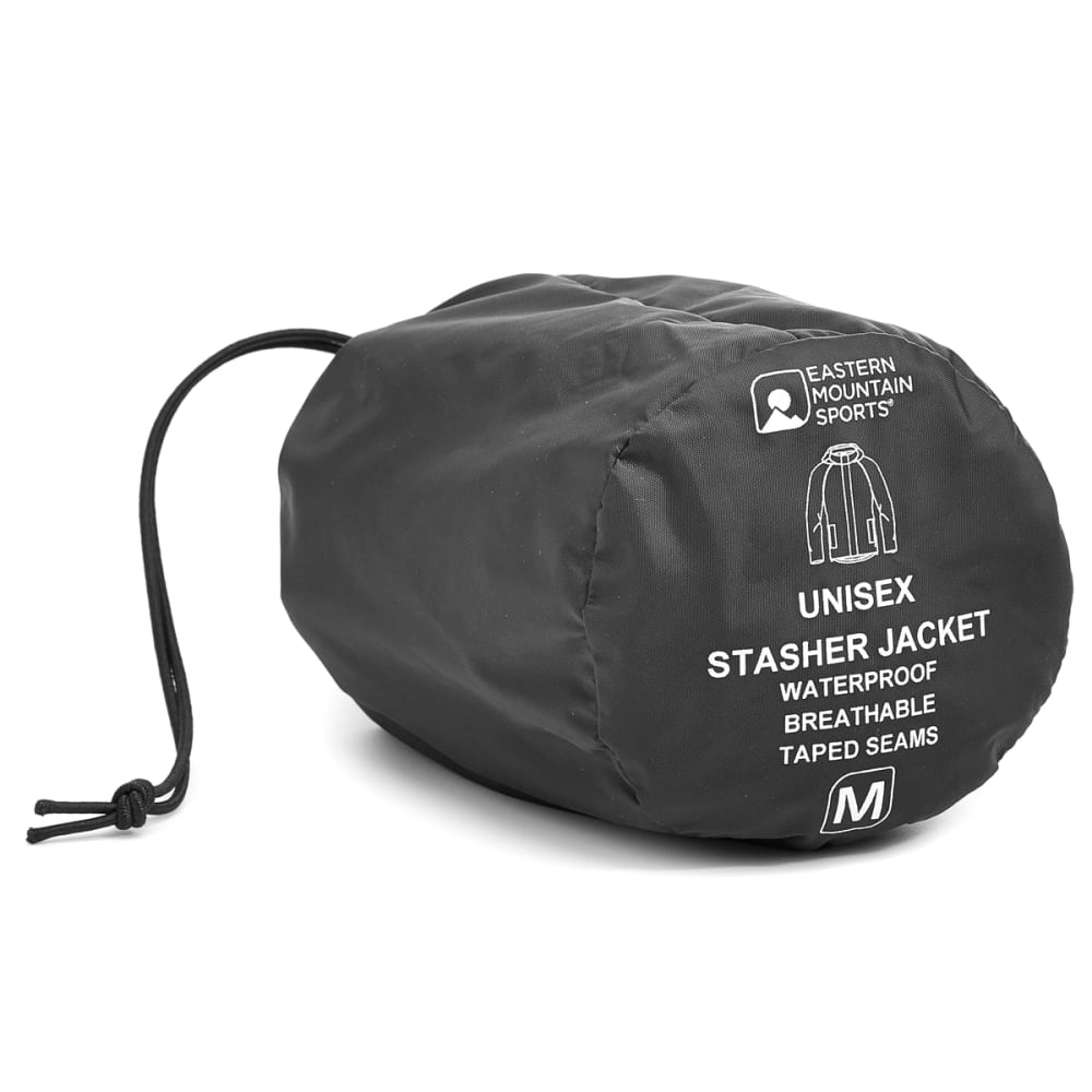EMS Stasher Jacket - BLACK