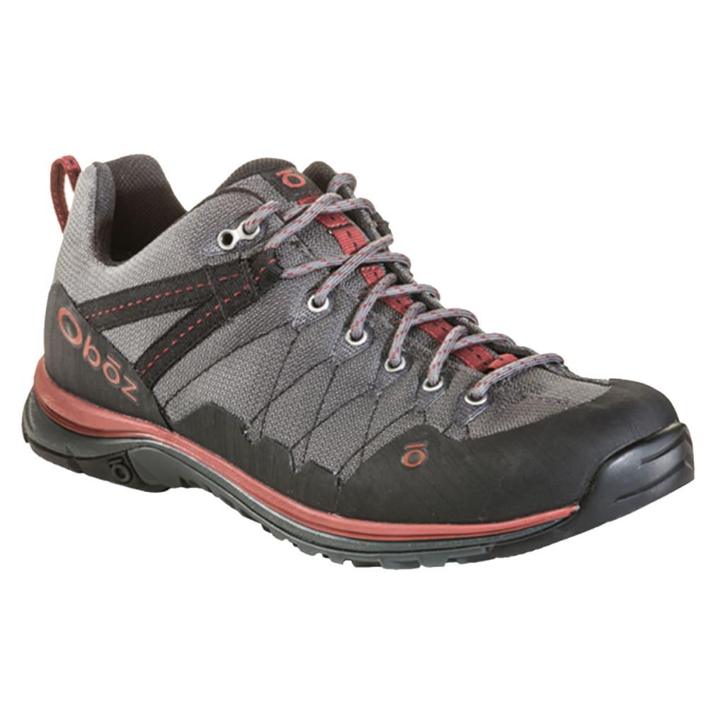 OBOZ Men's M-Trail Low Hiking Shoes 8
