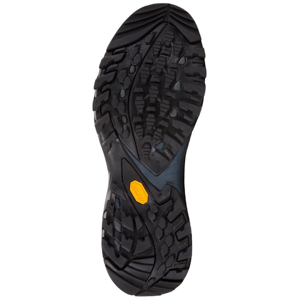 THE NORTH FACE Men's Hedgehog Fastpack Mid GTX Waterproof Hiking Boots - GRAHP/DLKSLATEBLU
