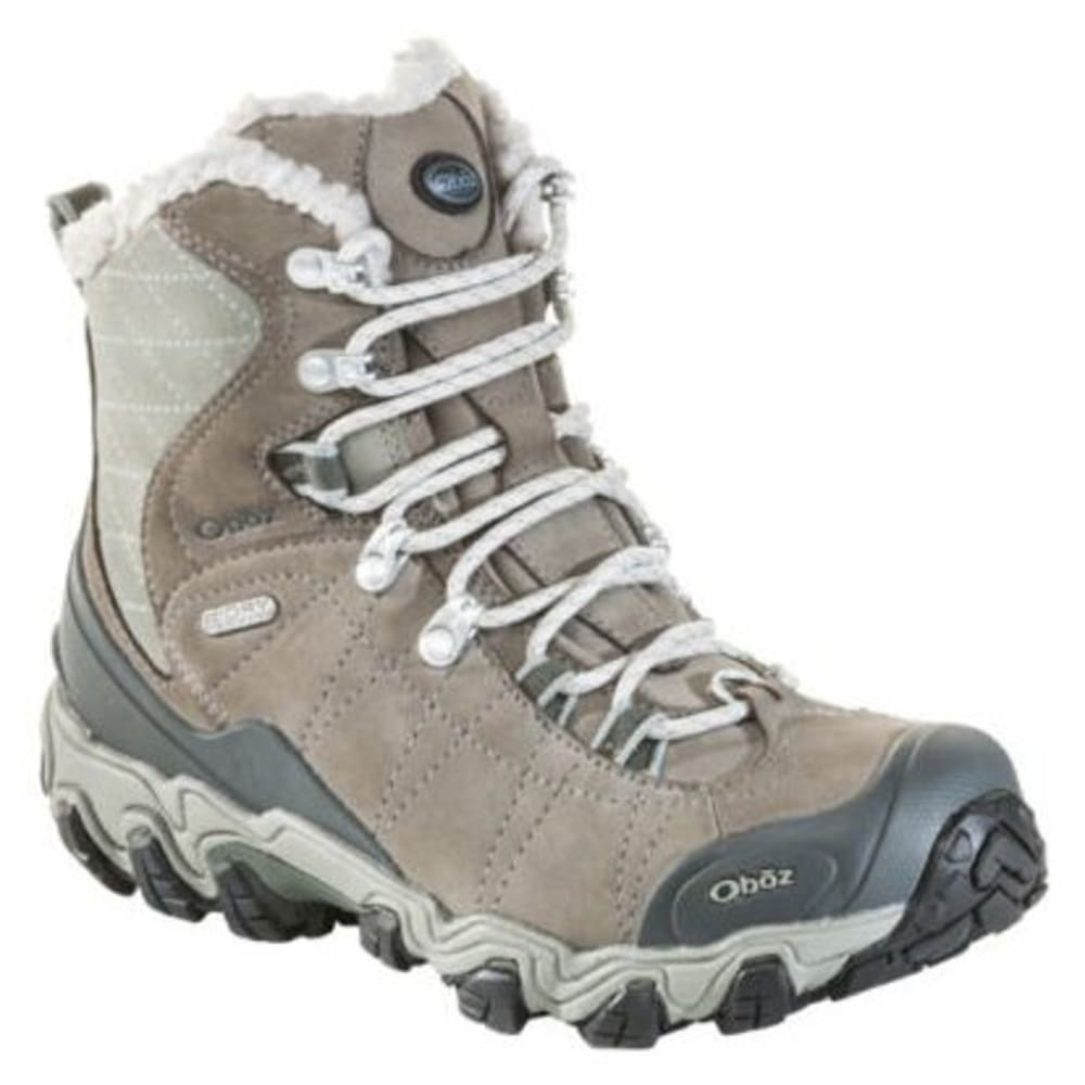 """OBOZ Women's Bridger 7"""" Insulated BDry Hiking Boots 6"""